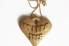 Ogrlica - privjesak zlato- lanac zlato