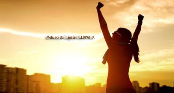 motiviraj se , ostvari cilj