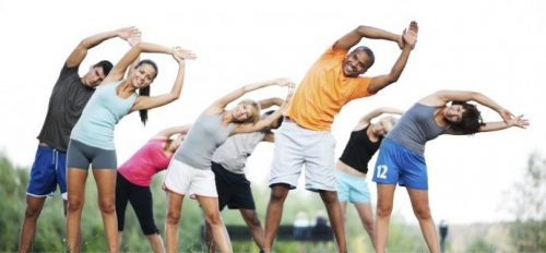 zdravlje, fizička aktivnost